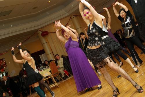 Dancing Event!